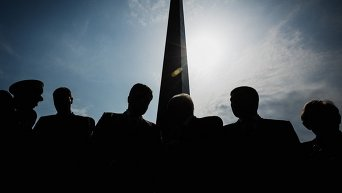 Участие Петра Порошенко в мероприятиях ко Дню скорби и чествования памяти жертв войны в Украине