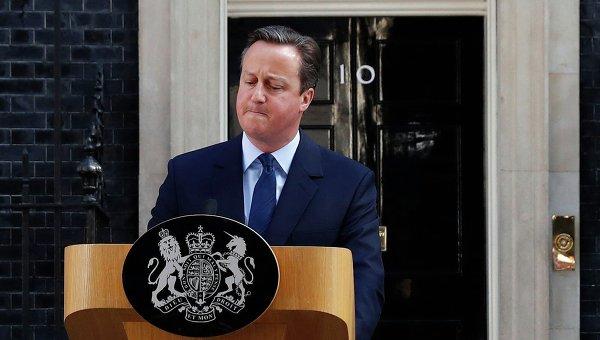 СМИ Великобритании уже «выдвигают» претендентов напост премьера
