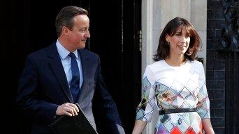 Дэвид Кэмерон готовится выступить с заявлением после итогов референдума в Британии