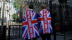 Референдум в Великобритании