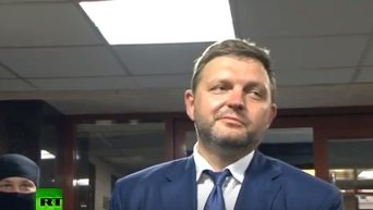 Задержание губернатора Кировской области Никиты Белых. Видео