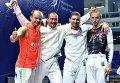 Мужская сборная Украины по фехтованию на шпаге