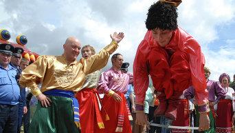 Фестиваль Славянское единство. Архивное фото