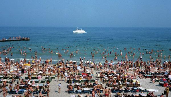 Власти Одессы призвали некупаться на 6-ти пляжах
