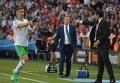 Футбол. Чемпионат Европы - 2016. Матч Уэльс - Северная Ирландия
