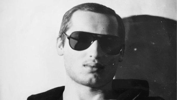 Александр Турчинов в молодости