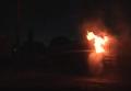 Пожар в Днепропетровске тушили два часа. Видео