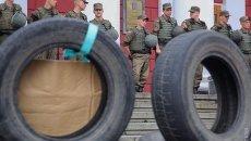 Полиция и Нацгвардия оцепили Одесскую мэрию