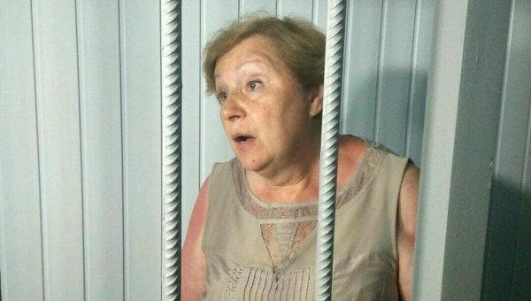 СМИ: Александровская освобождена из-под ареста