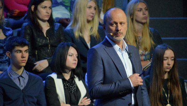 Глава Национальной телекомпании Украины Зураб Аласания
