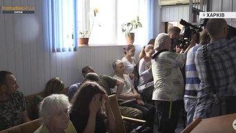 Задержание Аллы Александровской
