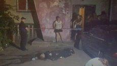 В Киеве нашли тело мужчины с огнестрельными ранениями