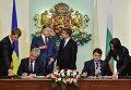 Визит Петра Порошенко в Болгарию