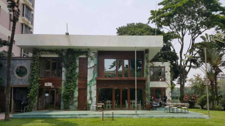 Ресторан в Бангладеш, в котором террористы захватили заложников