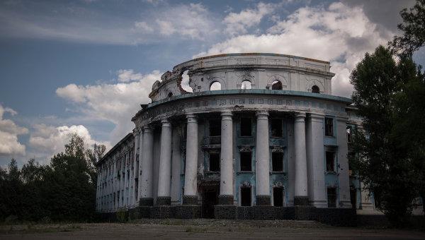 Ситуация в Горловке. Архивное фото
