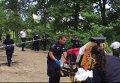 Взрыв прогремел в Центральном парке Нью-Йорка: мужчина потерял ногу. Видео