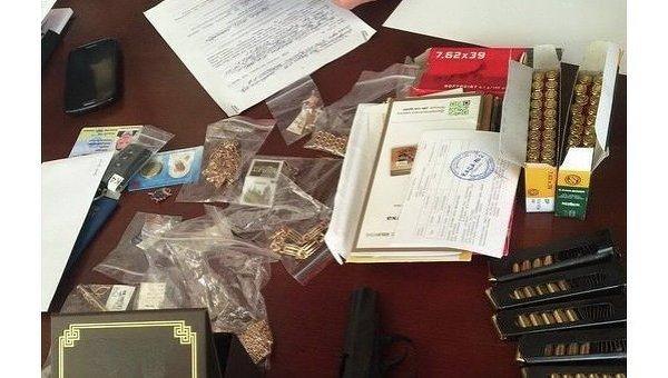 Обыски по делу о янтарной мафии в Ровенской области