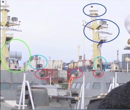 """Какова реальная готовность украинских катеров проекта 58150 """"Гюрза-М"""""""