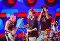 Концерт Red Hot Chili Peppers в Киеве