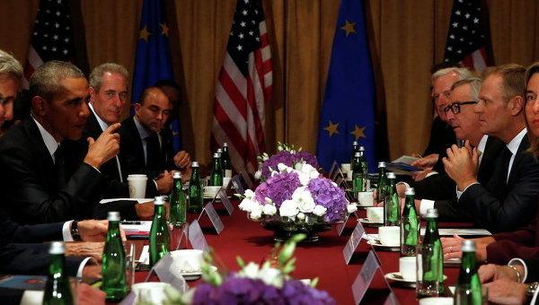 ВВаршаве начинается саммит НАТО