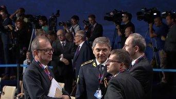 Открытие саммита НАТО и первые заявления: полное видео. Видео