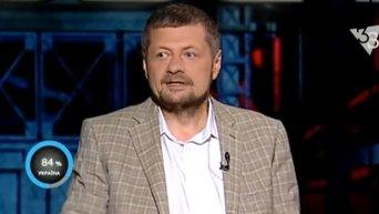 Игорь Мосийчук об ответственности за военные действия в Донбассе. Видео