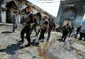 Спецслужбы на месте теракта в Багдаде