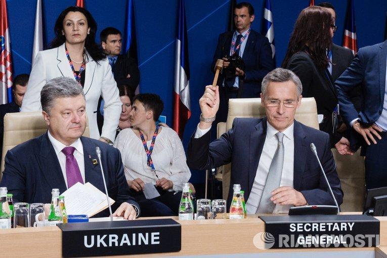 НАТО увеличит поддержку Украины иГрузии