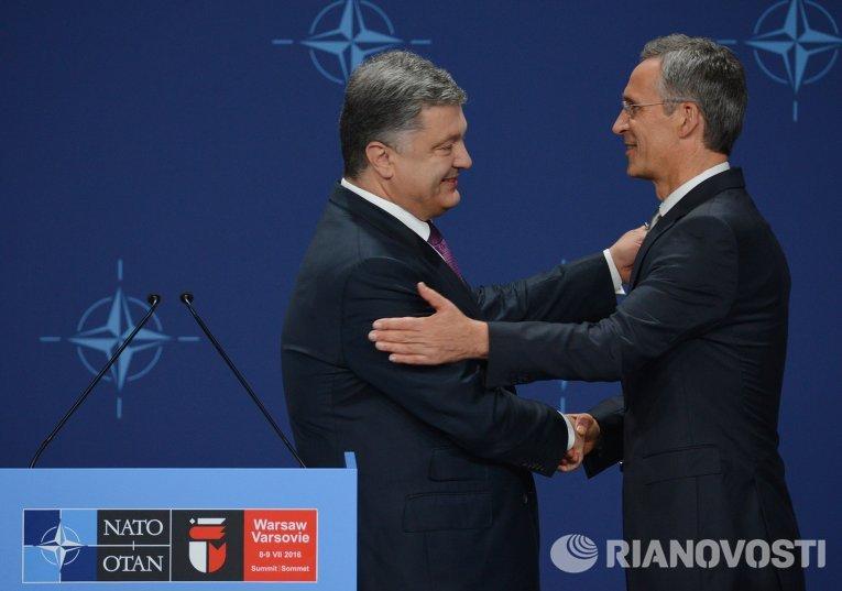 Украина будет координировать сНАТО усилия повозвращению Крыма