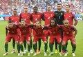 Игроки сборной Португалии