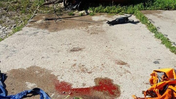 Взрыв у аэропорта Киев (Жуляны)