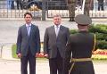 Встреча Порошенко и Трюдо