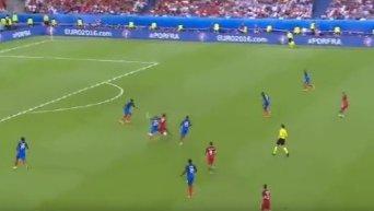 Победный гол сборной Португалии в финале EURO-2016. Видео