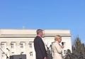 Тимошенко засветила туфли из змеиной кожи на встрече с пенсионерами