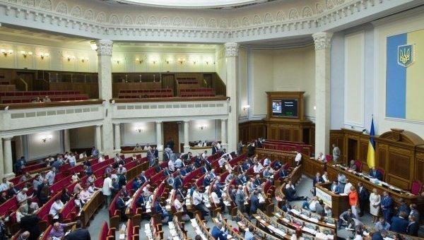 Заседание Верховной Рады 12 июля 2016 года
