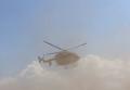 Ж/д катастрофа в Италии: к спасательной операции привлекли вертолет. Видео
