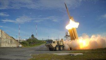Противоракетная система THAAD