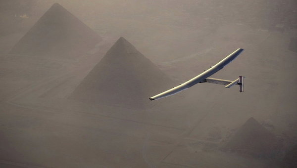 Solar Impulse 2 начал последний перелет кругосветного путешествия