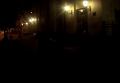 Неизвестные в масках забросали здание Россотрудничества файерами