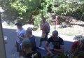 Активисты Азова сорвали пресс-конференцию Петра Симоненко
