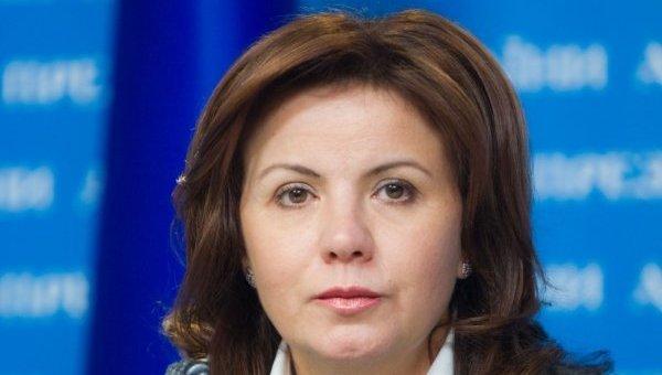 Марина Ставнийчук. Архивное фото