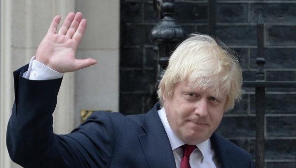Новый руководитель  английского  МИД Джонсон считает, что Москва должна перестать поддерживать Асада