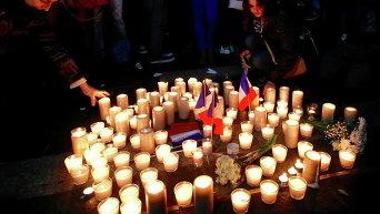 Франция скорбит по погибшим при теракте в Ницце