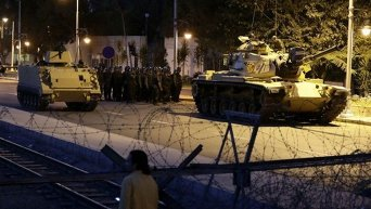 Ситуация в Анкаре