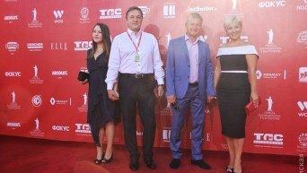 Открытие Одесского кинофестиваля
