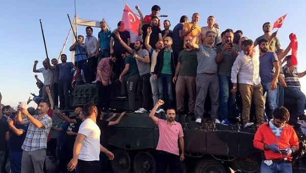 Ситуация в Турции