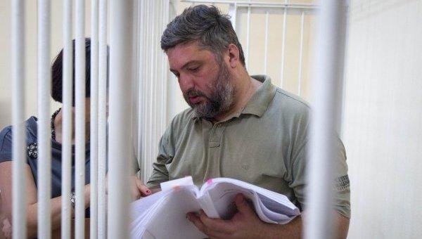 Сергей Перелома в суде