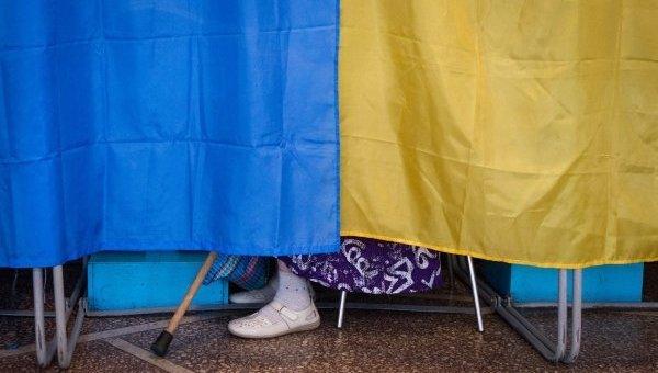 Голосование в Луганской области