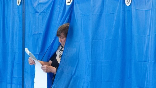 Довыборы вРаду: НаВолыни одолела кандидат от«УКРОПа»