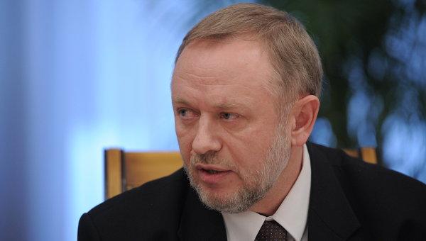 Глава ФСВТС Александр Фомин